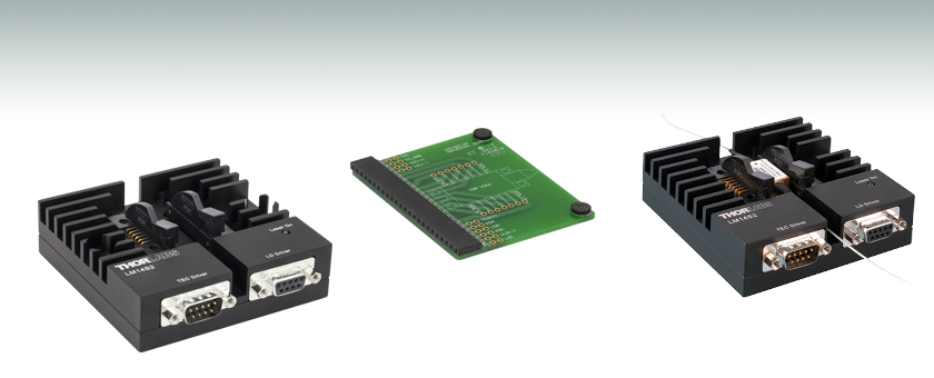 Butterfly Laser Diode Mounts