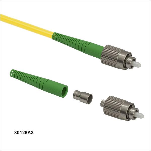 光纤跳线连接图解