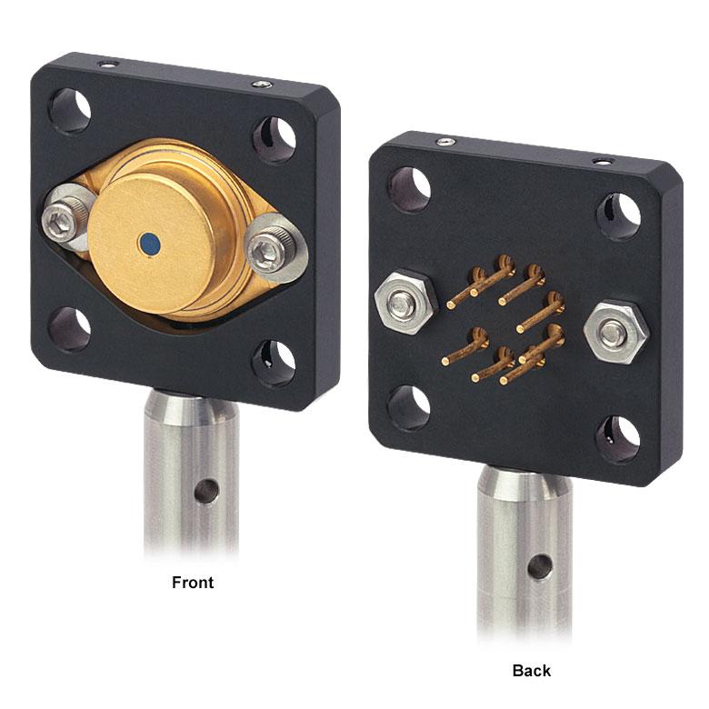 发光二极管和激光二极管安装座