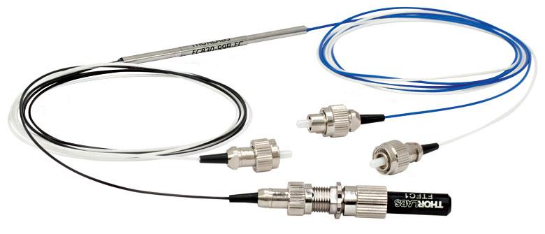 多模光纤接头  可粘接的带尾纤光纤接头