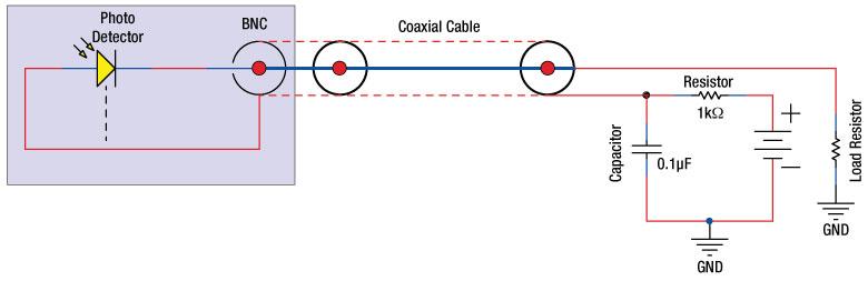 更多光电二极管电路,价值和理论的信息